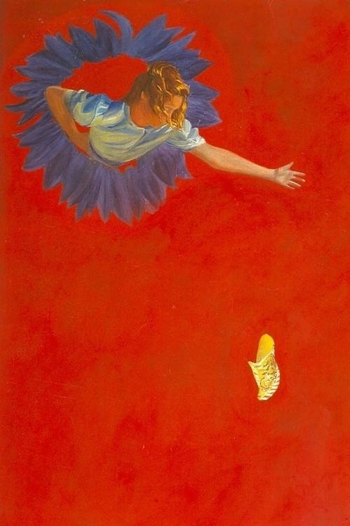 alice ( piece painting - pigment - wiering | ello