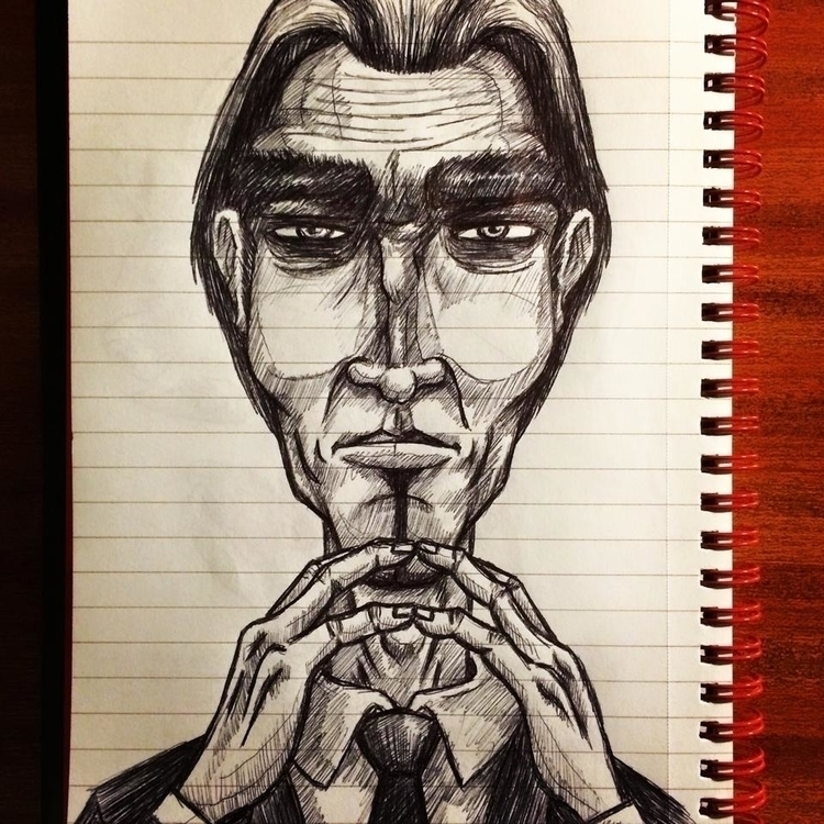 illustration, characterdesign - theartofsichiu | ello