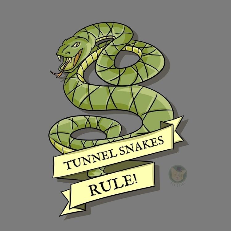 Tunnel Snakes, gang Wasteland!  - doncorgi-7551 | ello