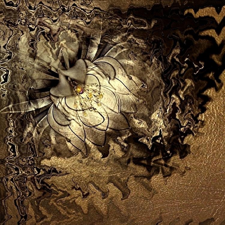 LIGHT - digital, abstract, flowers - carmenvelcic | ello