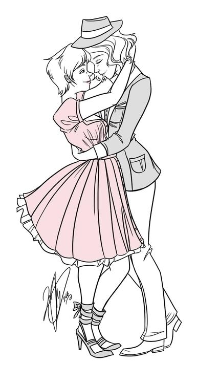 bunnybrush, illustration, commission - bunnybrush | ello