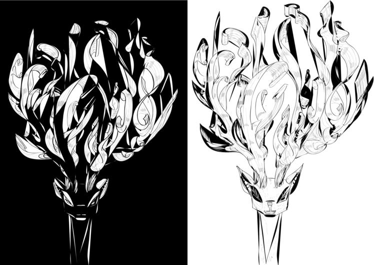 illustration, characterdesign - constance-1448 | ello