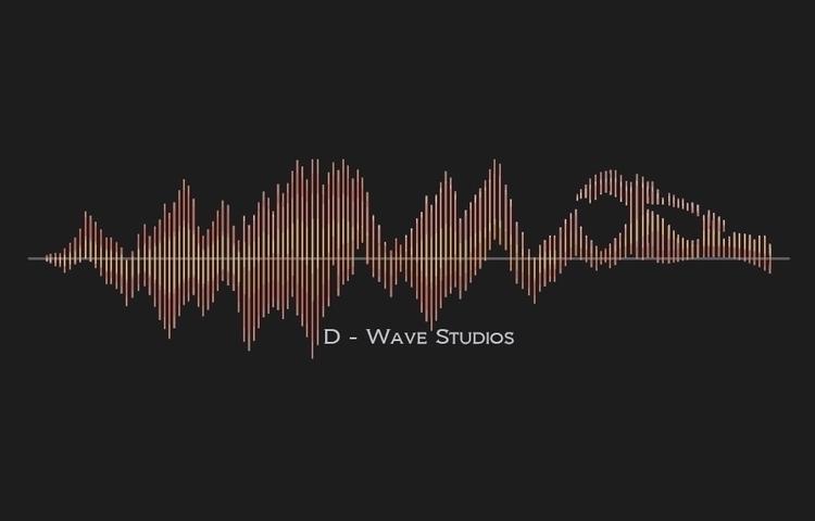 logo mockup Dragon formed sound - jessieg-1223 | ello