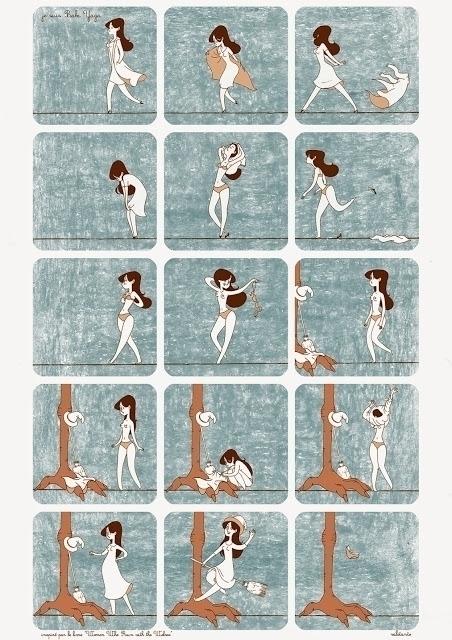 illustration, comicbooks - pavisnella | ello
