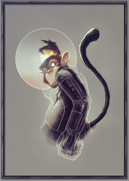 characterdesign, illustration - charlievalderramanario | ello