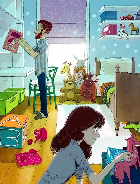 family, room, kidsroom - oriolvidal | ello
