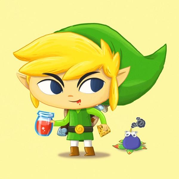 Toon Link - toonlink, smashbros - dpsullivan | ello