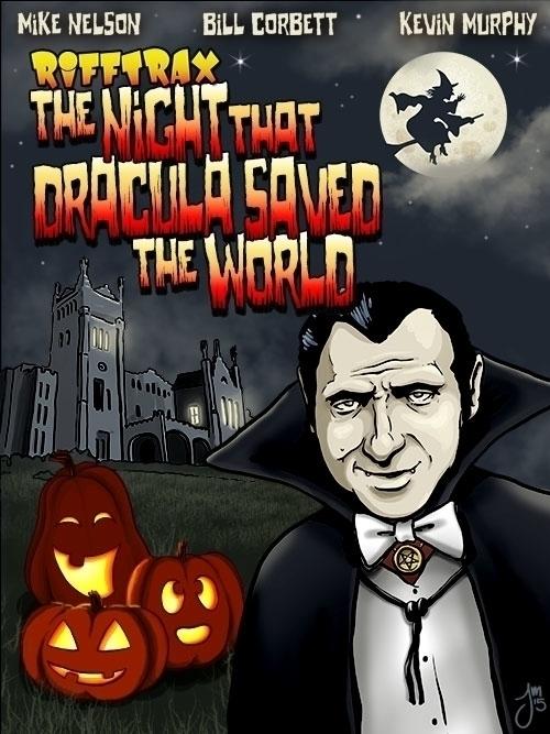 Check RiffTrax: Night Dracula S - jasonmartin-1263 | ello