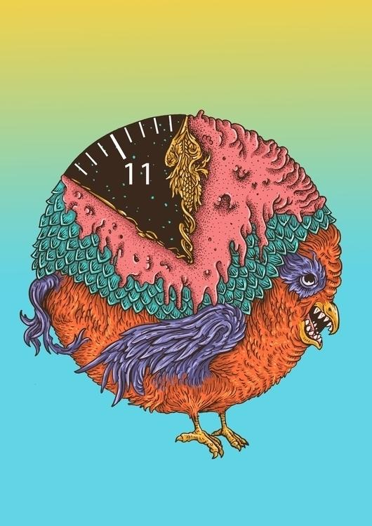12:51 - illustration, illustrator - kdlig | ello