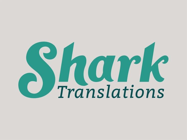 Shark Translations - handlettering - lettershoppe | ello