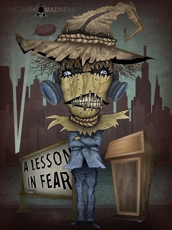 Scarecrow - scarecrow, eliran, eliranbichman - eliran_bichman | ello