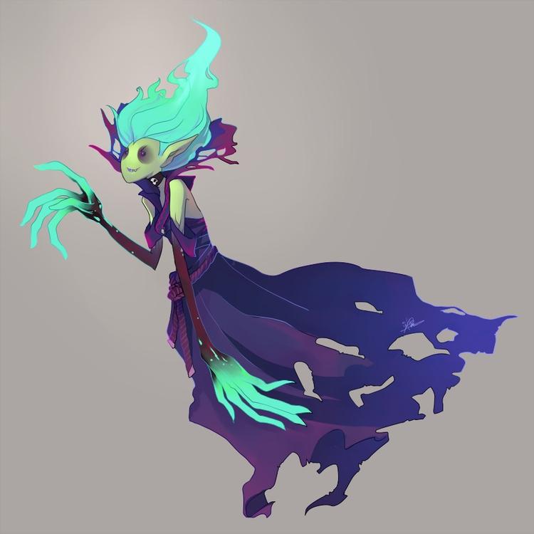 Death Prophet DotA2 - deathprophet - liea-7253 | ello