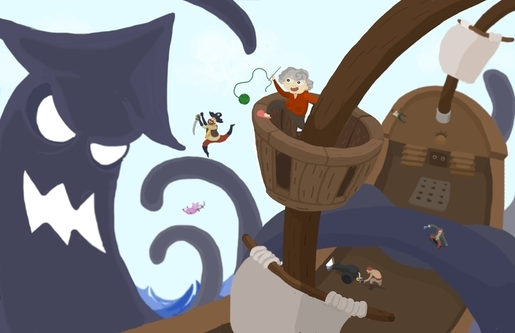 MAstershoot II Animation projec - vianeo | ello