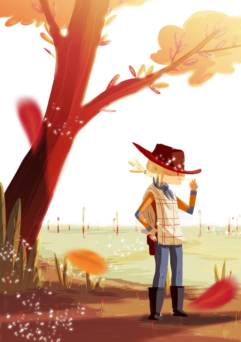 cowboy - pascal_phan | ello