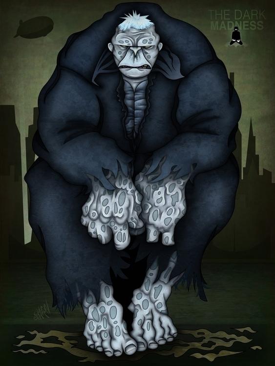 Solomon Grundy - solomongrundy, thedarkmadness - eliran_bichman   ello