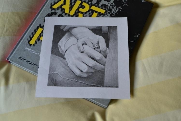 Hands - drawing - maryna-6139 | ello