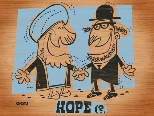 Hope  - illustration, characterdesign - fritsch-2365 | ello