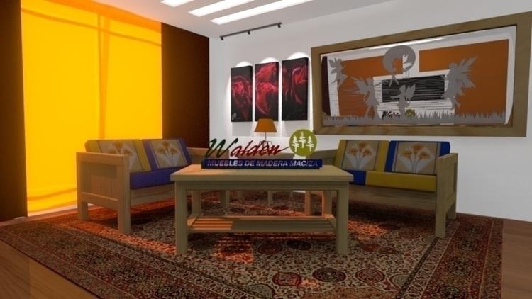 Modelado 3D de productos para M - abrahamvillanueva | ello