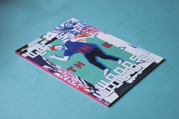 artistbook, graphicdesign, editorialdesign - gasper55 | ello
