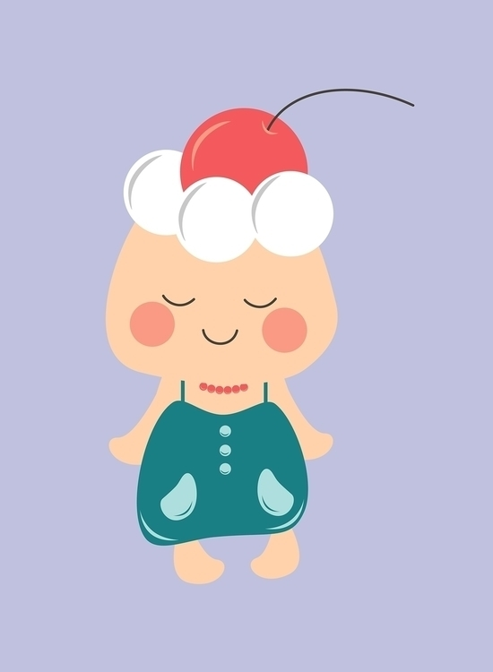 illustration, characterdesign - alinav-3329 | ello