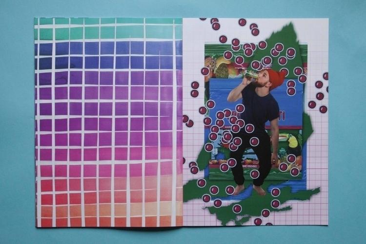artistbook, graphicdesign, editorialdesign - gasper55 | ello