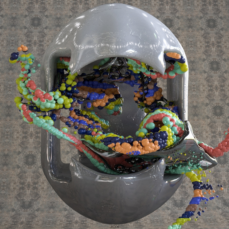 Abstract Day Art 3 - abstract, digitalart - jdx-1450   ello