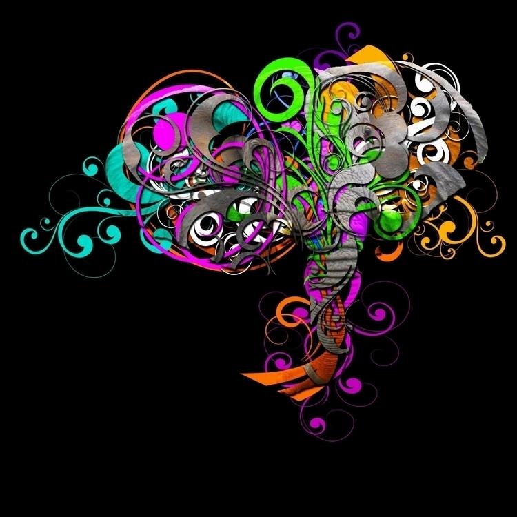 Inspired Work Alberto Seveso. V - valentin947 | ello