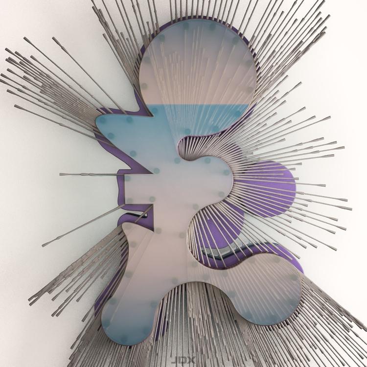 Abstract Day Art 6 - jdx-1450 | ello