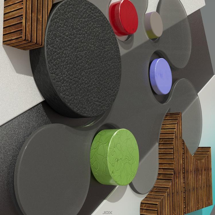 Abstract Day Art 7 - jdx-1450 | ello