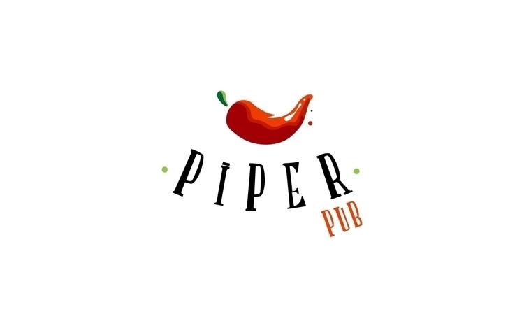 pepper, logo, brand, pub - cajva | ello