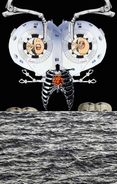 HIVE - collage, juxtaposition, space - akashnandi93 | ello