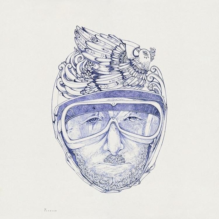 pencil paper | 8x8 inches - drawing - sithzam | ello