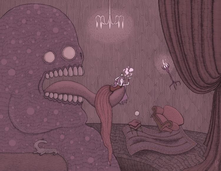 Side Effects (30/09/2015 - illustration - ricardovalente | ello