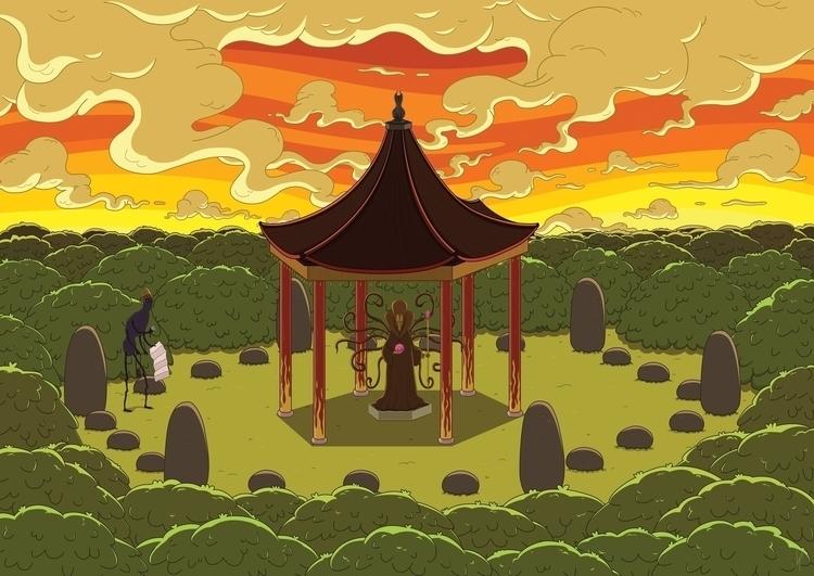Shrine God (27/11/2015 - shrine - ricardovalente   ello