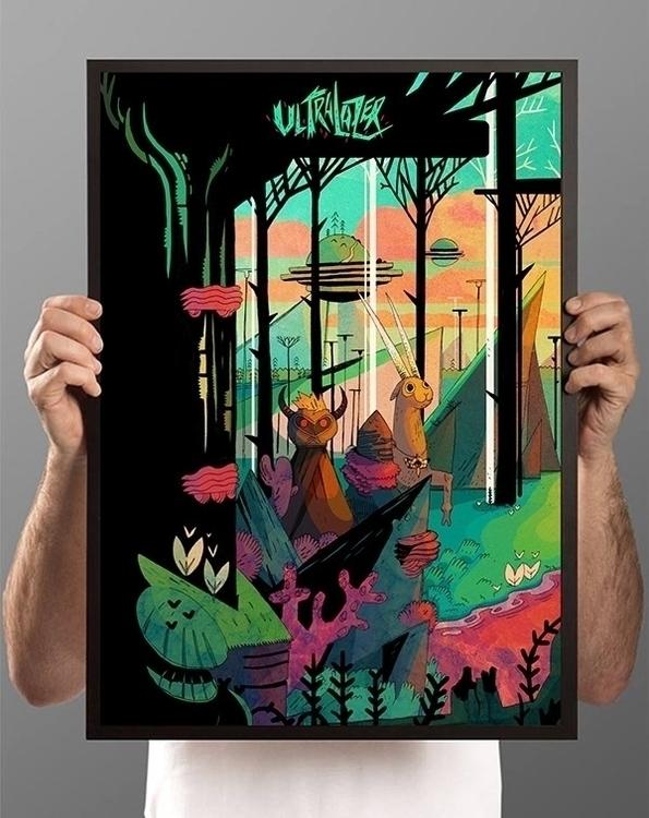 poster, maxencehenry, nantes - maxencehenry | ello