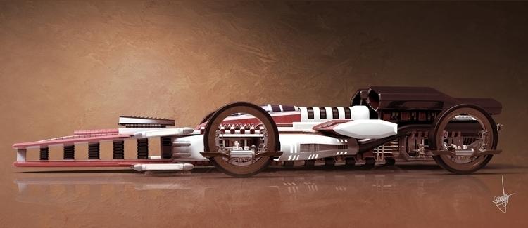 Magnum Opus 735K newest race mo - marnix-5323 | ello