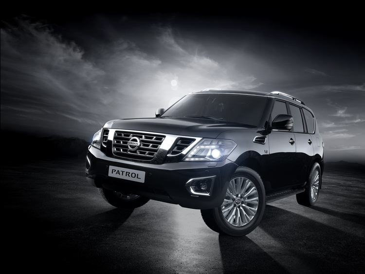Nissan Patrol restyling. Full c - kobushenko | ello