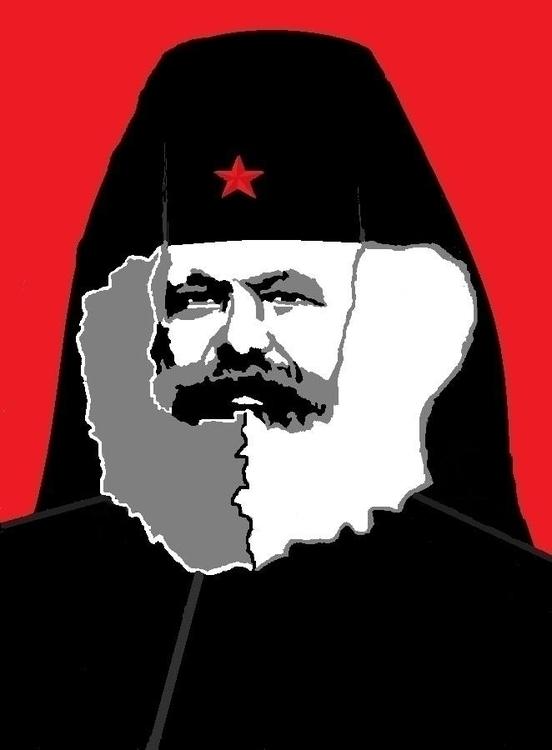 Marx - illustration - mariobukna | ello
