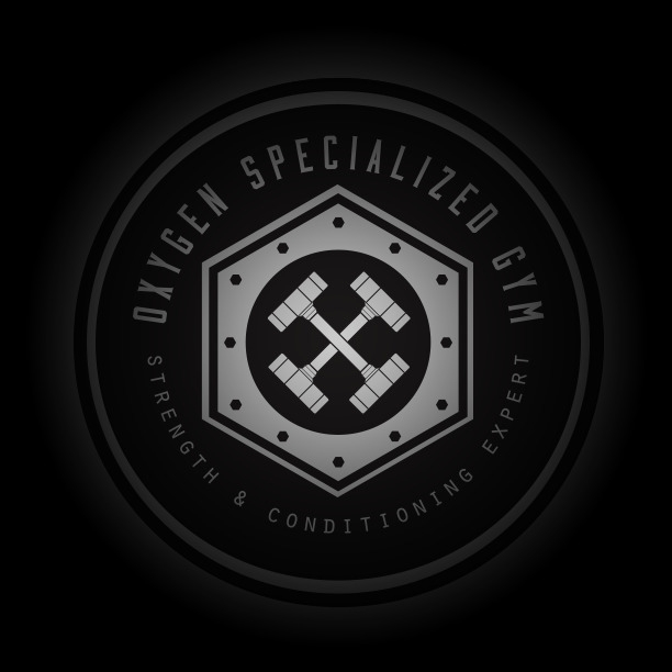 Oxygen Specialized Gym logo - gym - artillery26 | ello