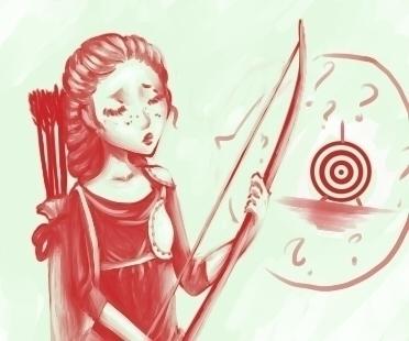 Red Lolita Importance Bow Engli - donamarie | ello
