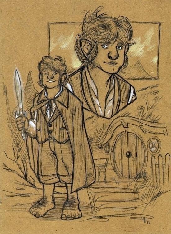 Hobbit - Bilbo - bilbo, denismedri - denismedri | ello