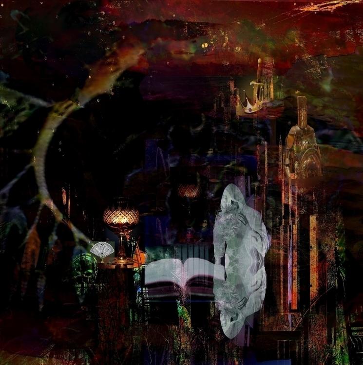 Guardian Treasure - digitalart, magic - dizwhi | ello