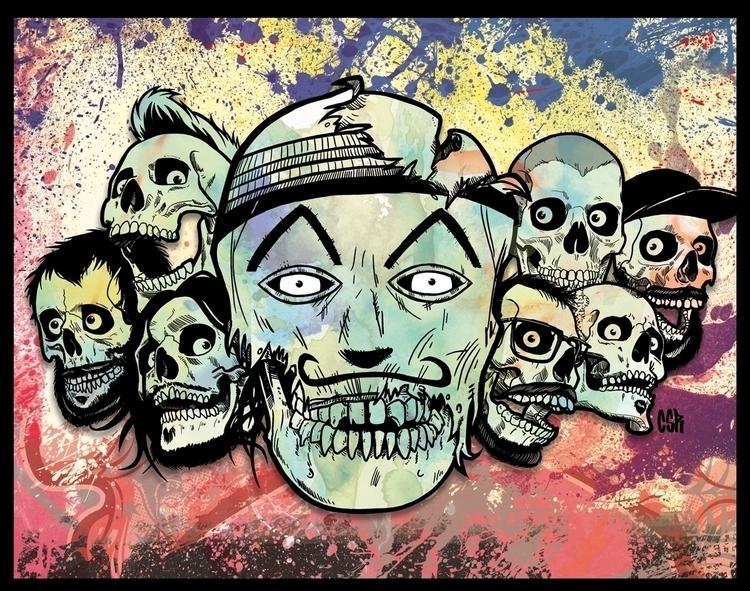 ska zombies - csrjara | ello