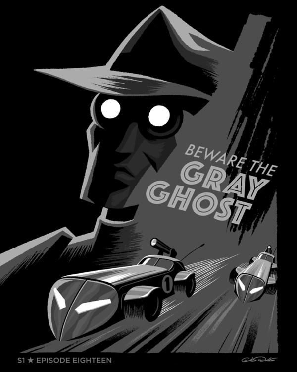 EP 18 Batman Animated Series - caltsoudas | ello