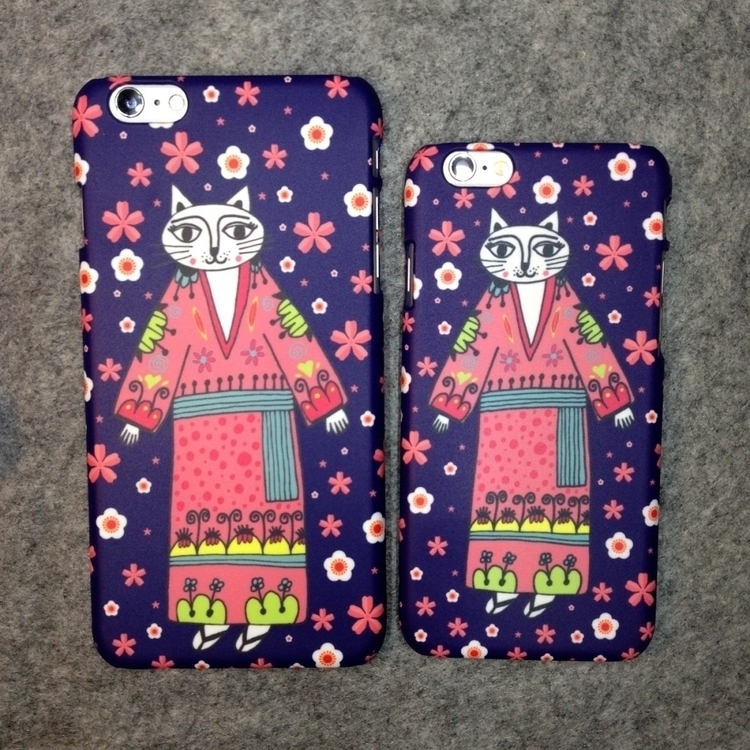 CAT Case iPhone 6/6S/6+?mobile  - vivienne-2076 | ello