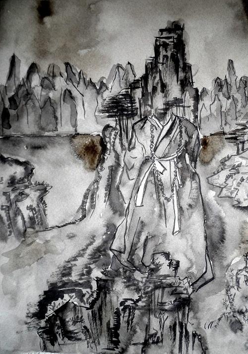 painting, drawing, art, conceptart - randa-6383 | ello