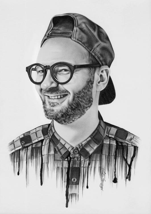 Krzysztof Jankowski - drawing, illustration - lidiaspringer | ello