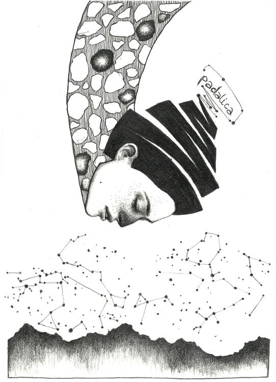 Falling star - fallingstar, portrait - natasakonjevic | ello
