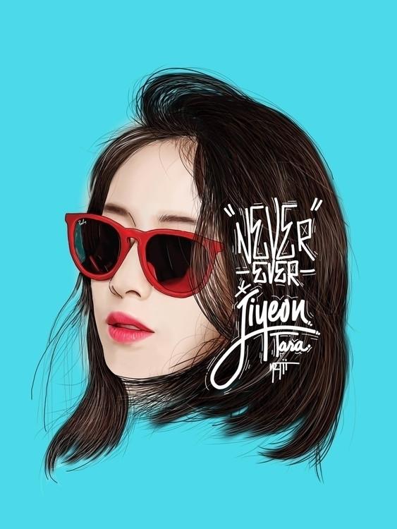 JIYEON | - illustration, drawing - netys | ello