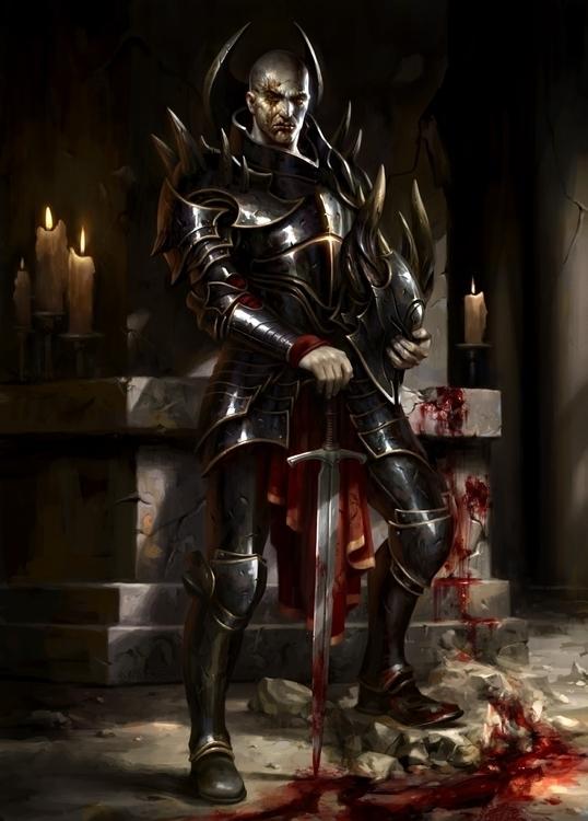 Ob Nixilis Black Oath - Command - daarken | ello